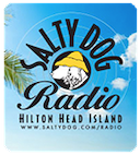 Salty Dog Radio logo.